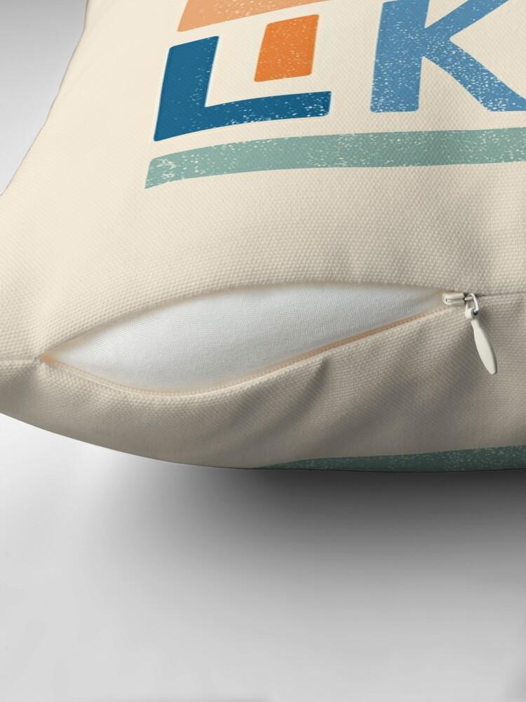 Alternate view of UNLADYLIKE Floor Pillow