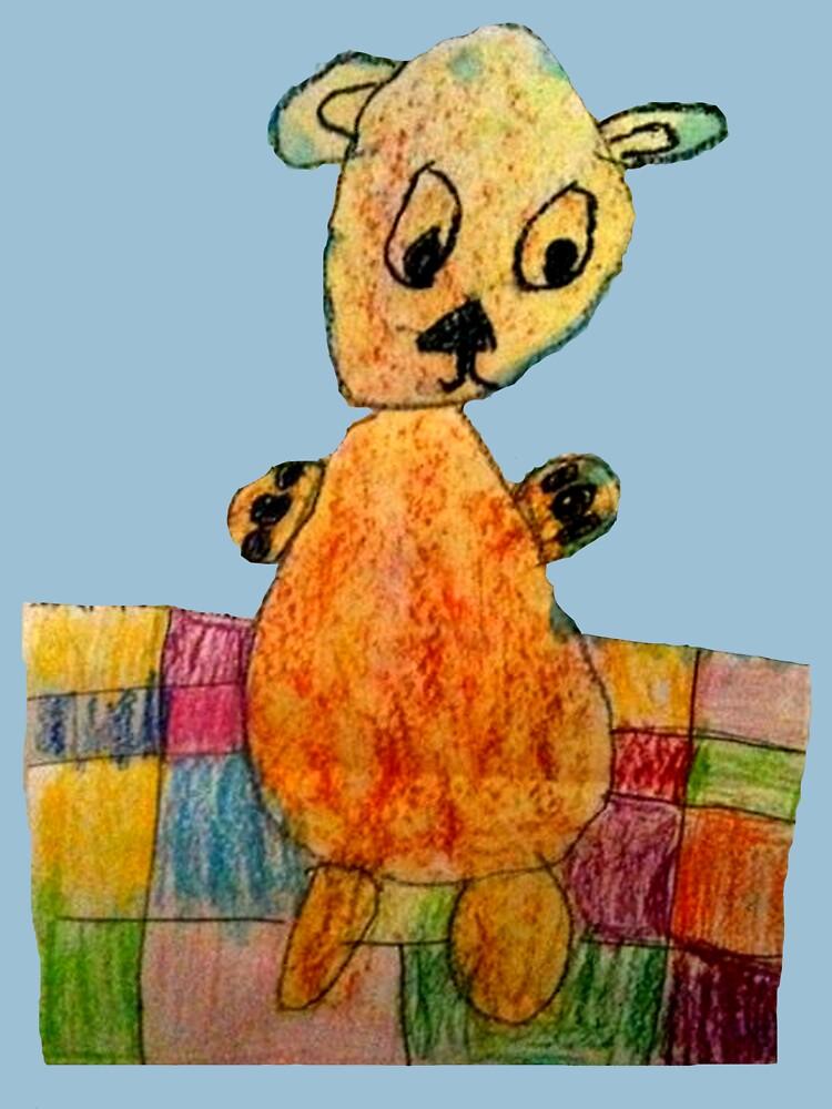 Oscar's bear by Naomi27
