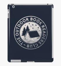 Vinilo o funda para iPad Logotipo de Outdoor Book Readers Club