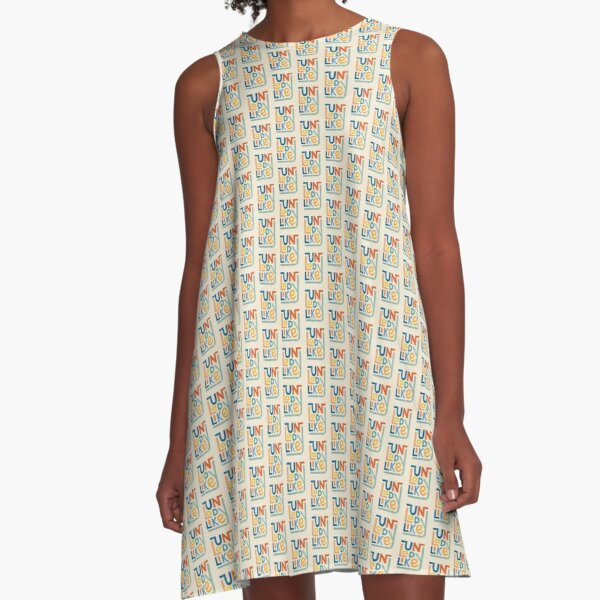 UNLADYLIKE A-Line Dress