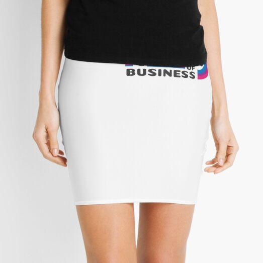 Taking Queer of Business- Bi pride Mini Skirt