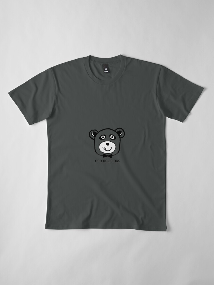 Alternate view of Oso Delicious Premium T-Shirt