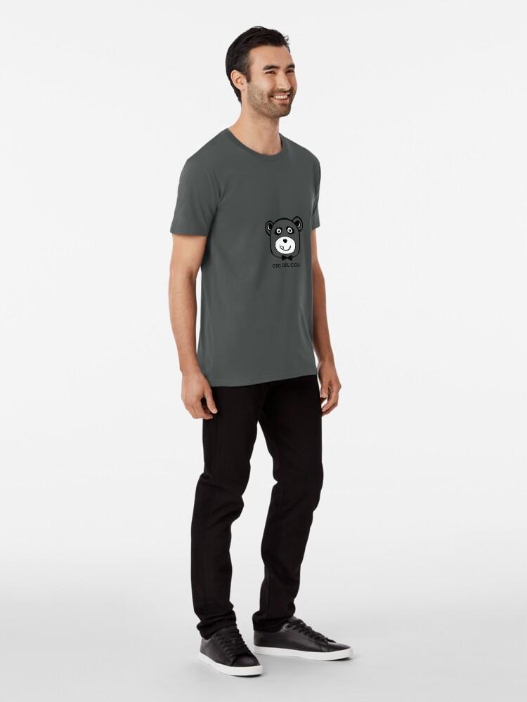 Alternate view of Oso Delicious Premium T-Shirt