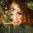 Maureen Grobler 2 by Antanas