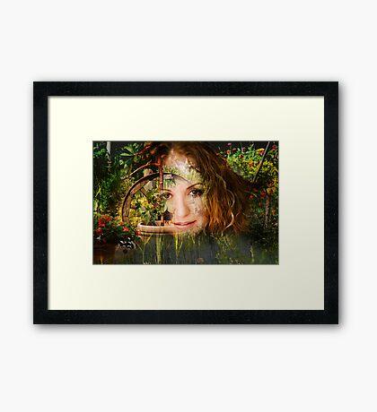 Maureen Grobler 2 Framed Print