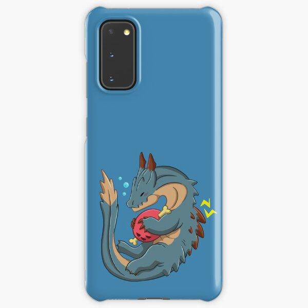 Sleepy king of the sea Samsung Galaxy Snap Case