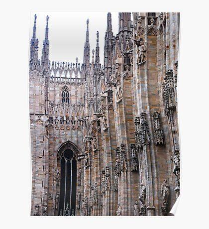 "Temples - ""Duomo di Milano (IT)"" - II Poster"