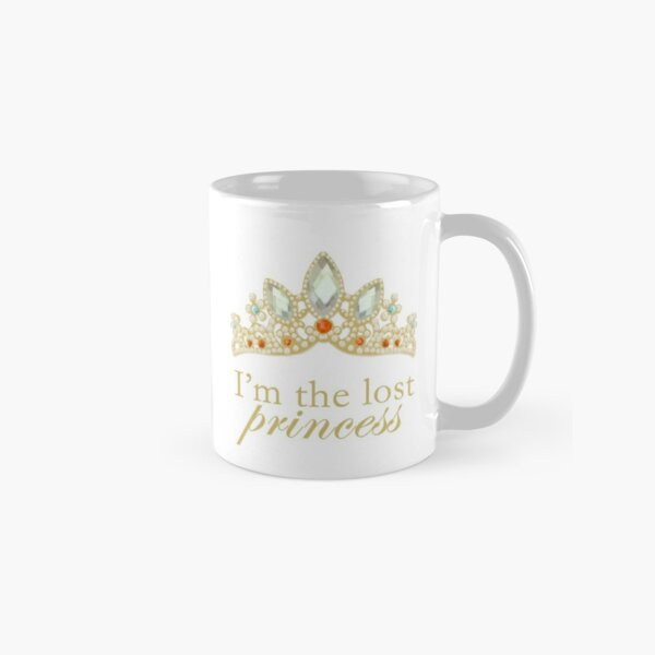 The Lost Princess Classic Mug