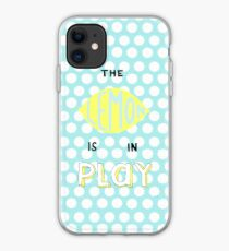 Cabin Pressure - The Travelling Lemon iPhone Case