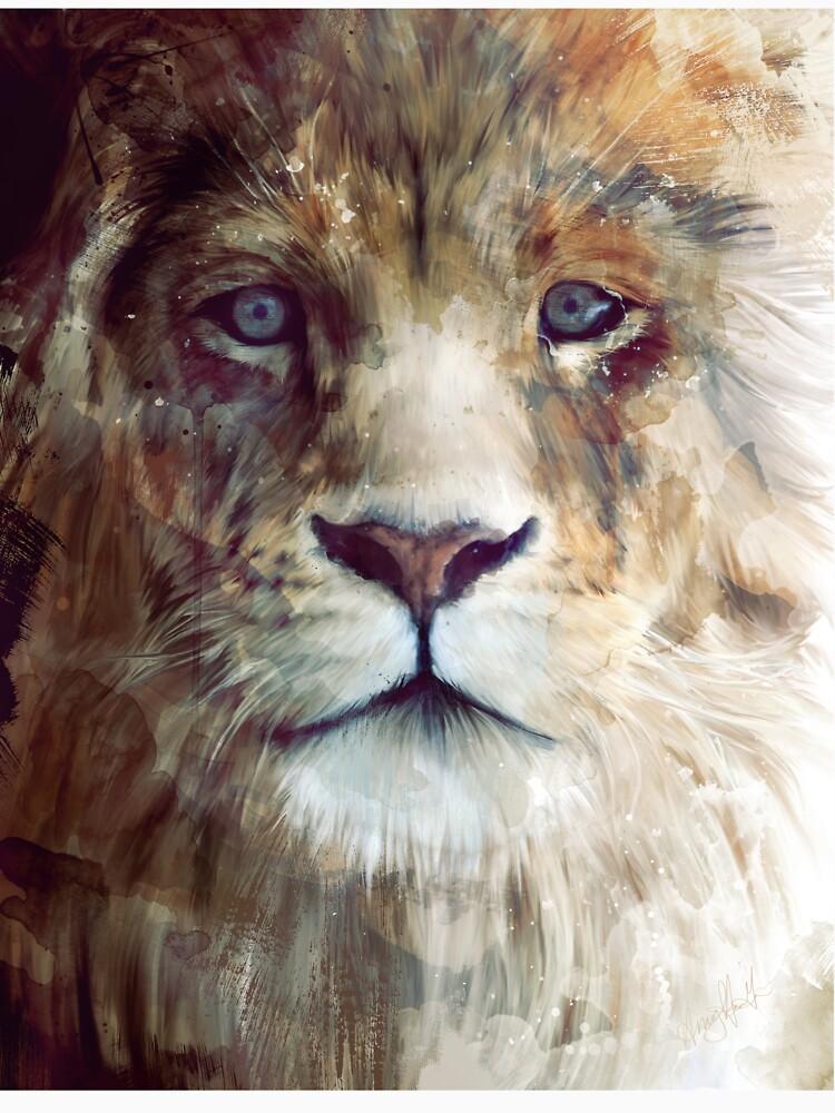 Lion // Majesty by AmyHamilton
