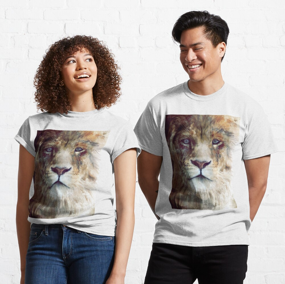Lion // Majesty Classic T-Shirt