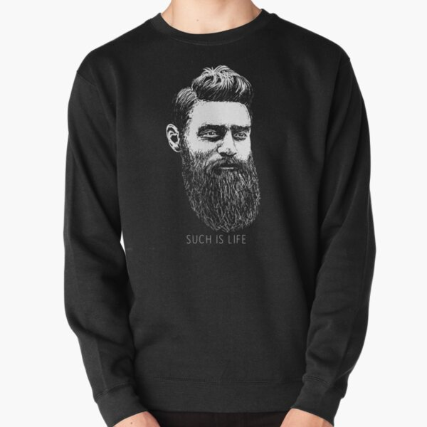 Ned Kelly Such Is Life Pullover Sweatshirt