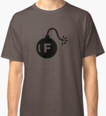 F-Bomb Classic T-Shirt