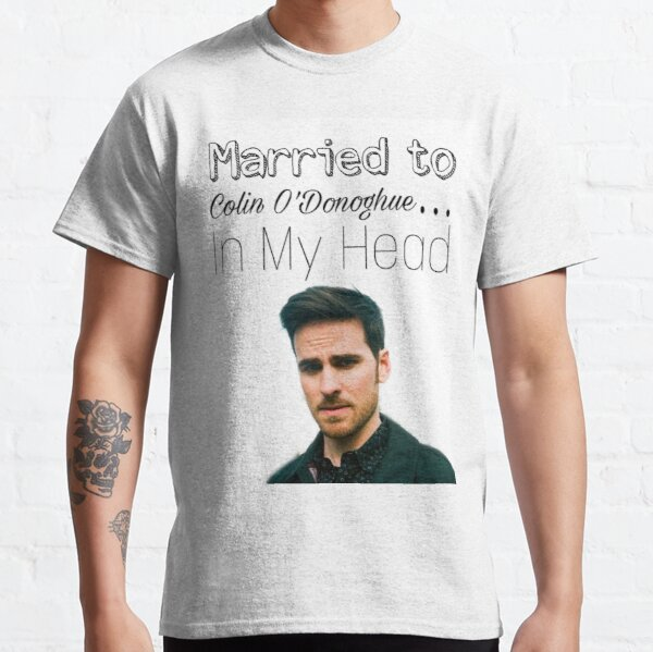 Married to Colin O'Donoghue Classic T-Shirt