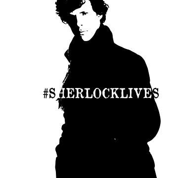 Sherlock by -ash-