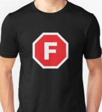 F-Stop Unisex T-Shirt