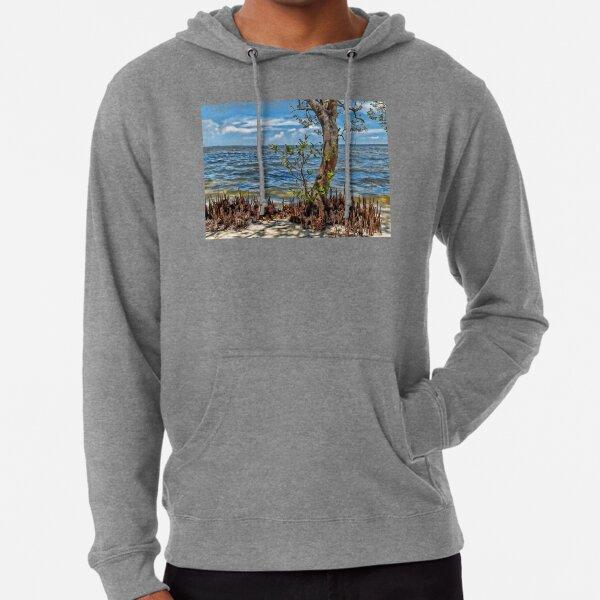 Seashore Mangrove Lightweight Hoodie