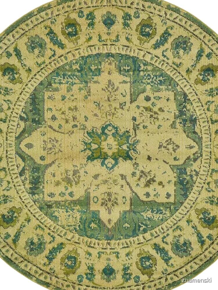 Pattern, ornament, embroidery, carpet, knitting, weaving, design by znamenski
