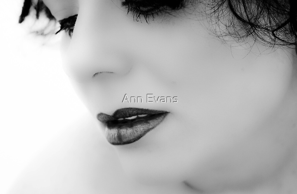 Only by Ann Evans