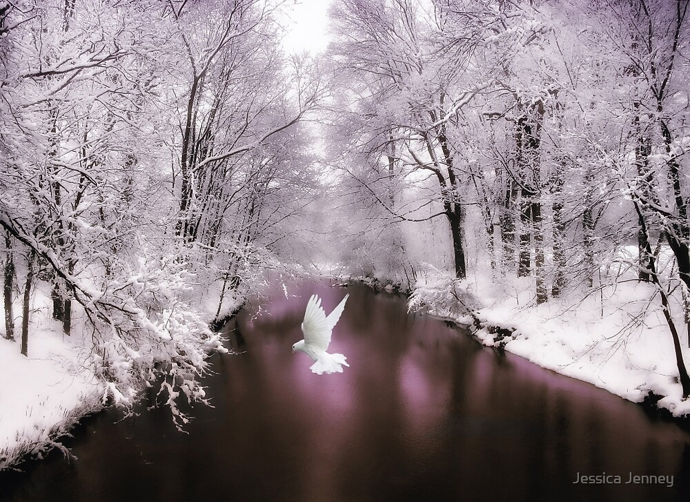 Peace on Earth   by Jessica Jenney
