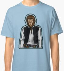 Made the Forbidden Zone run in 12 parsecs Classic T-Shirt