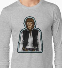 Made the Forbidden Zone run in 12 parsecs Long Sleeve T-Shirt