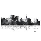 Oakland Kalifornien Skyline von Marlene Watson