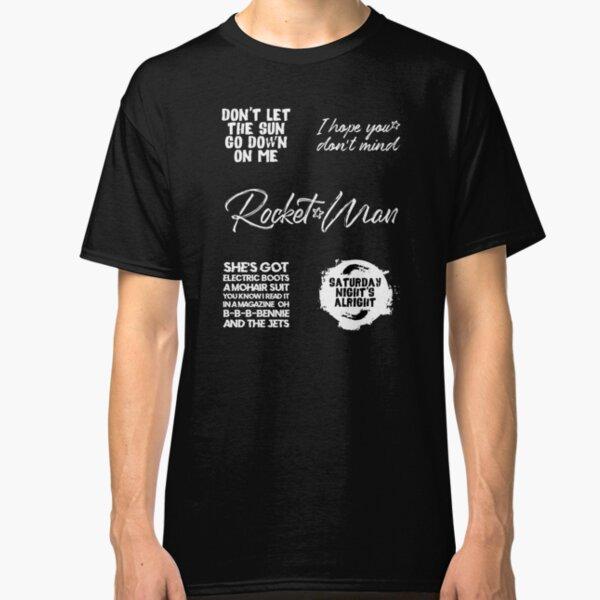 Kit Elton (white lettering) Classic T-Shirt