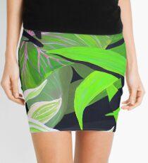 """""""Tropical Garden"""" Mini Skirt"""