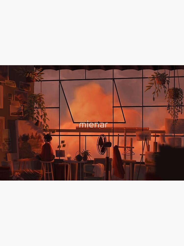 art studio by mienar