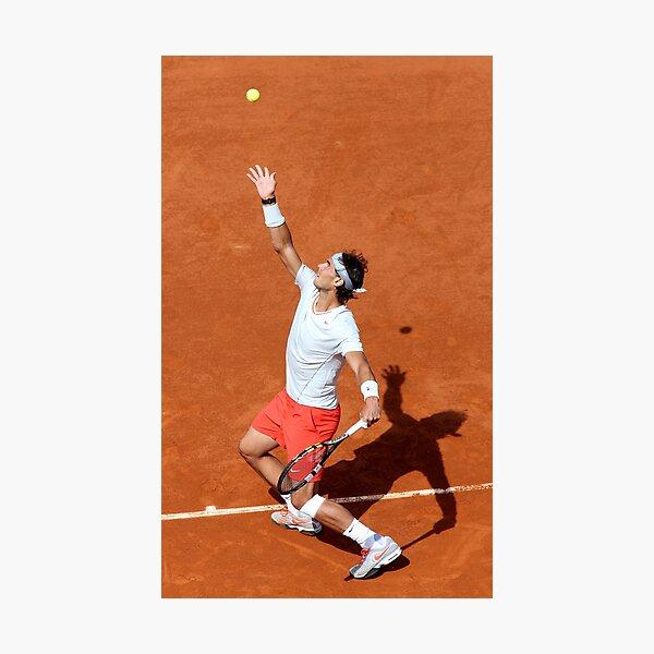 Rafael Nadal Photographic Print