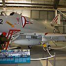 McDonnell Douglas A-4G Skyhawk by GoldZilla