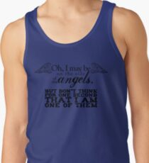 Side of the Angels Tank Top