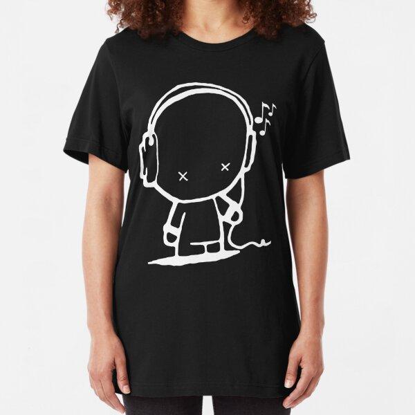 Music Man Slim Fit T-Shirt