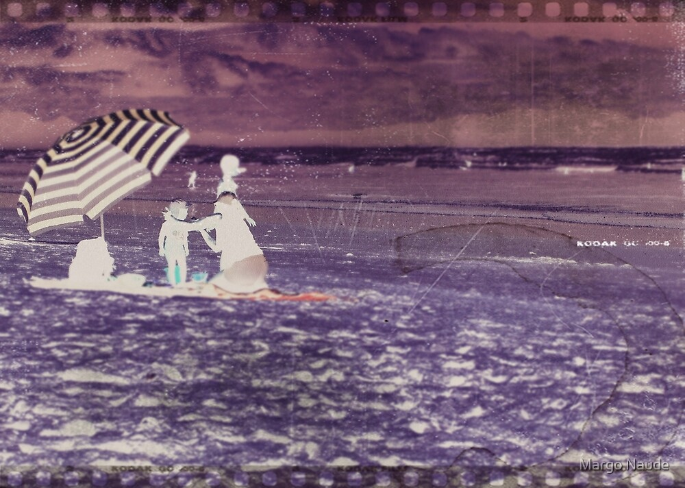 The Seaside by Margo Naude