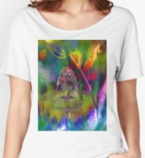 Tulip & Girl. Women's Relaxed Fit T-Shirt