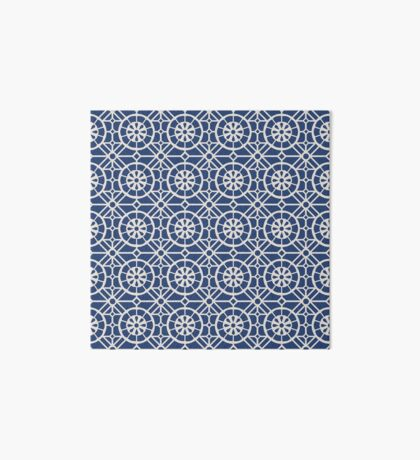 Azul Tiles Art Board Print