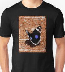 THE  AFRICAN BUTTERFLY  SERIES TEESHIRT Unisex T-Shirt