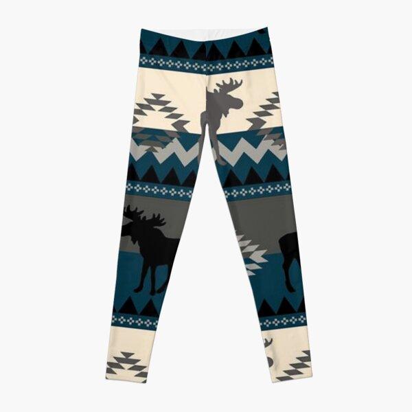 Moose Design Leggings