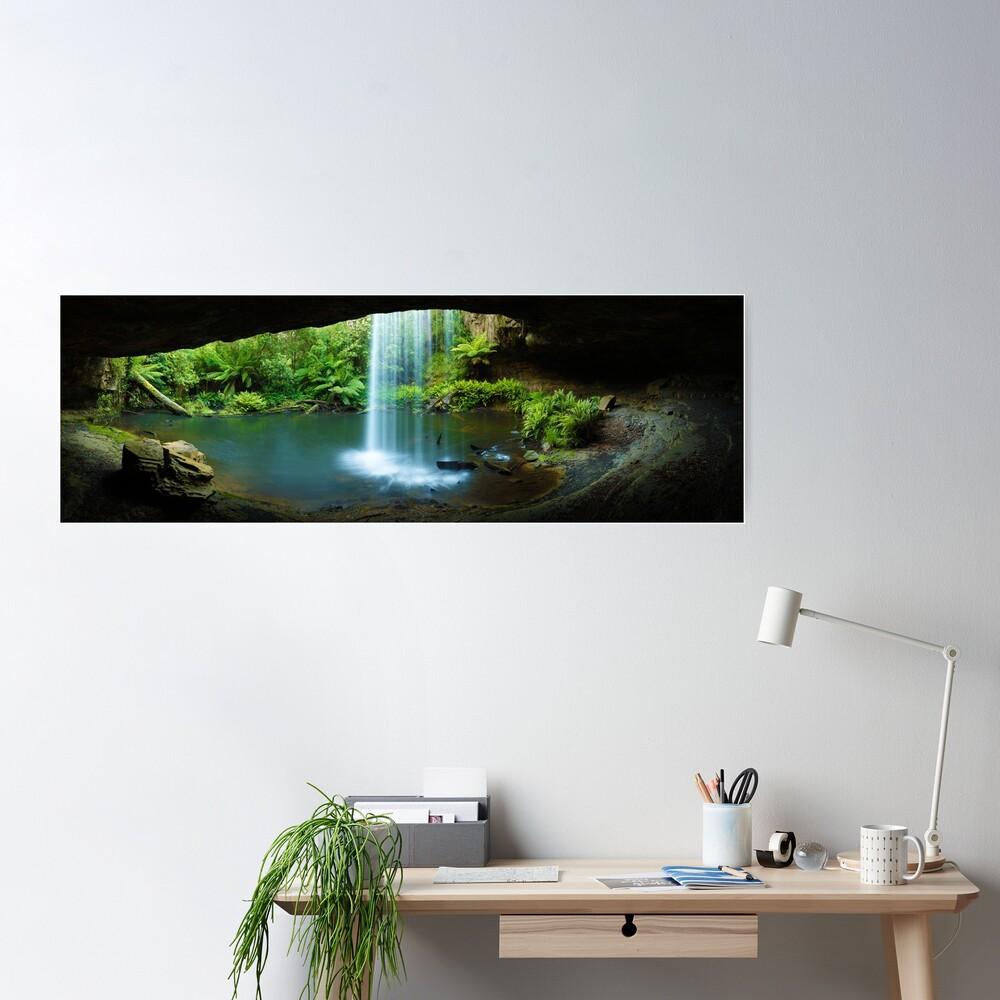 Kalimna Falls, Otways National Park, Australia Poster