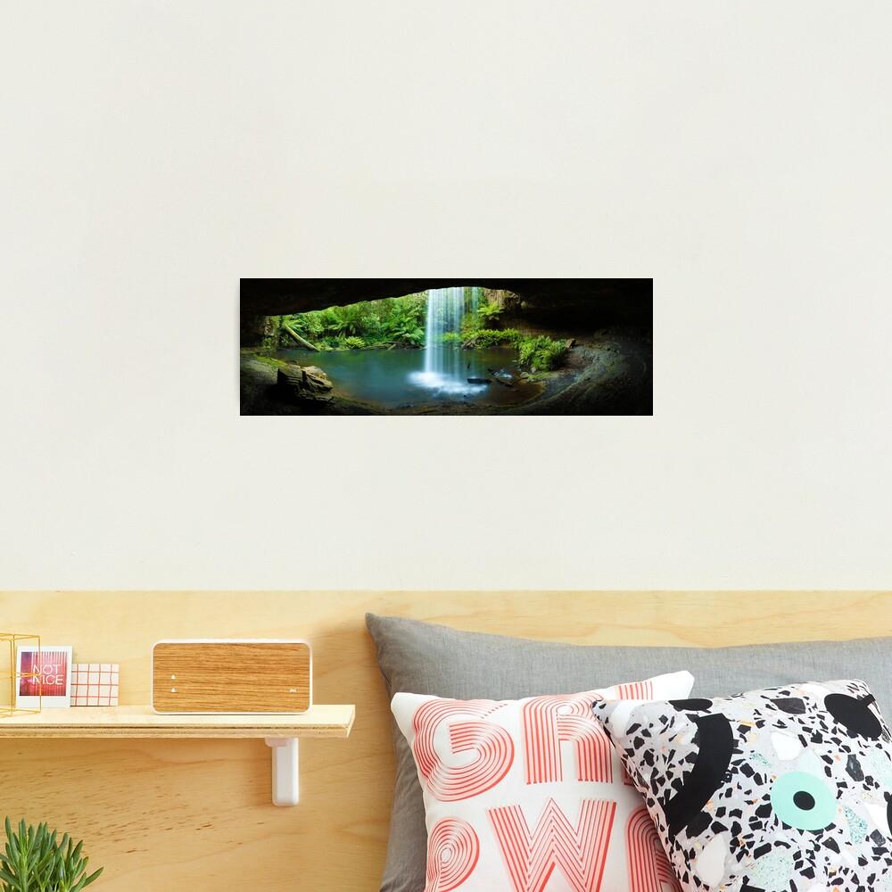 Kalimna Falls, Otways National Park, Australia Photographic Print