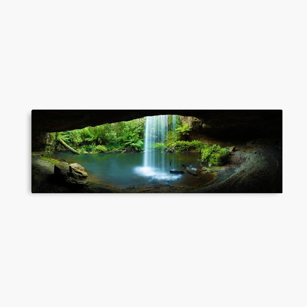 Kalimna Falls, Otways National Park, Australia Canvas Print