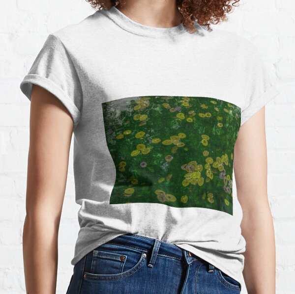 Water lilly pattern Classic T-Shirt