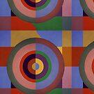 Colour Revolution Squares by BigFatArts