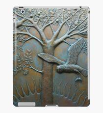 SYMBOLS OF NATURE iPad Case/Skin