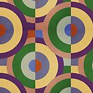 Colour Revolution Squares ONE by BigFatArts