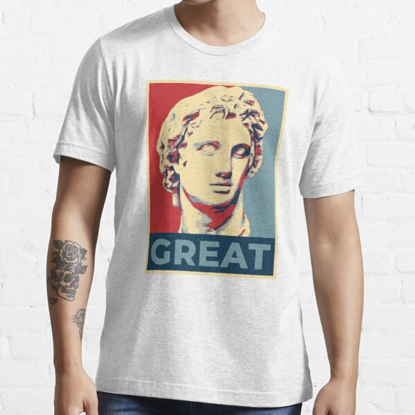 Alexander The Great Essential T-Shirt