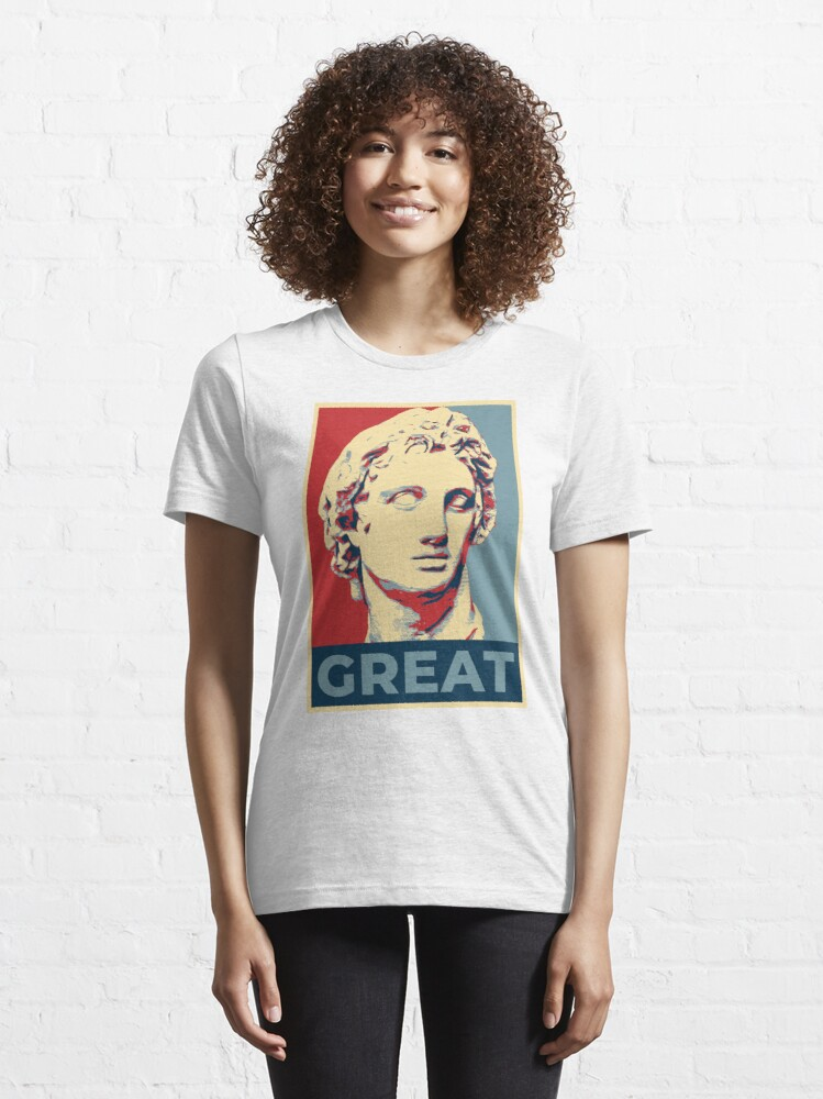 Alternate view of Alexander The Great Essential T-Shirt