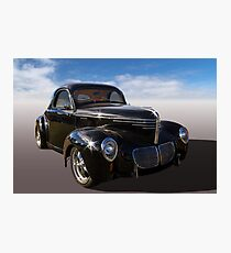 Willys Photographic Print