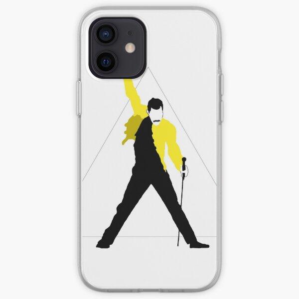 Freddie Mercury Funda blanda para iPhone